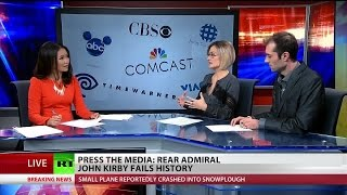 Press the Media: NATO, Ebola and the pumpkin riot double standard