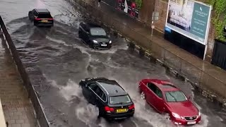 video: Summer has been warmer and drier than normal despite floods, Met Office says