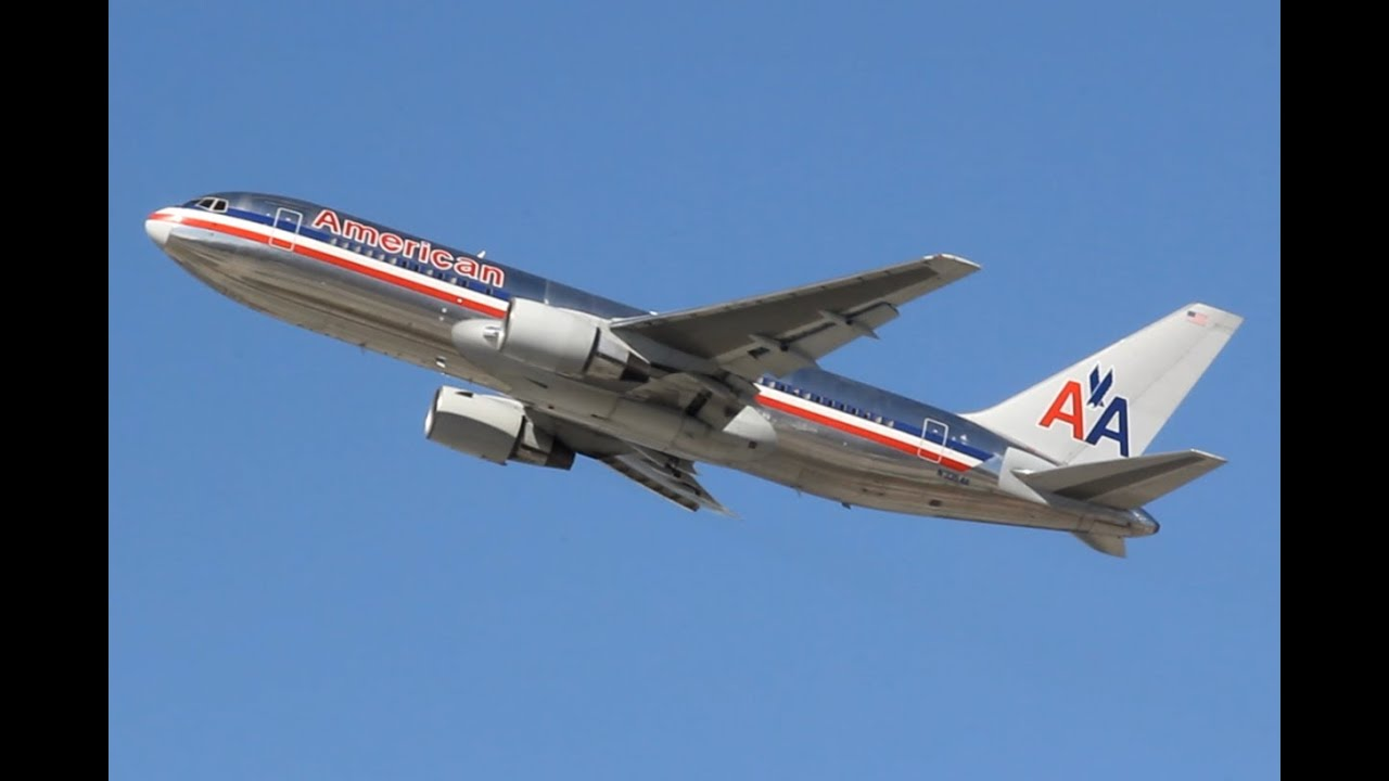 American Airlines Flight AA 32 (LAX-JFK) N325AA Departure from LAX - YouTube