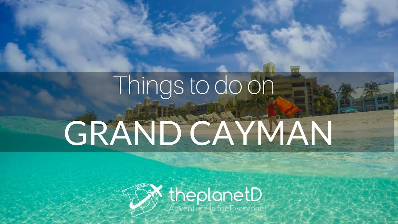 Cayman Islands Travel Vlogs   11 Things to do on Grand Cayman   The     Cayman Islands Travel Vlogs   11 Things to do on Grand Cayman   The Planet D