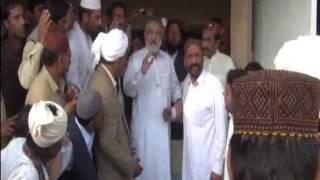 Hazrat Pir Sayad Sibghatullah Shah Rashidi Raja Sain   1st Rohani Safar   Feb 2013 After  Dawat  Faq
