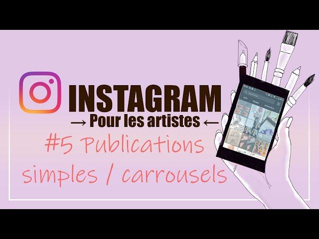 Créer une description engageante sur ses publications Instagram - INSTAGRAM pour les artistes 2021