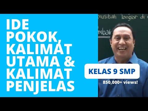 quipper-video---ide-pokok,-kalimat-utama,-dan-kalimat-penjelas---un-bahasa-indonesia
