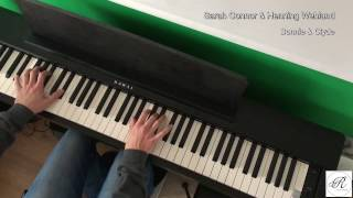 Sarah Connor & Henning Wehland - Bonnie & Clyde - Piano Tutorial