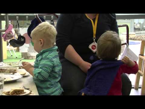Babies and toddlers: Amazing learners - Video 1