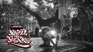Alyssa et Karla vs Carlotta et Leila [bgirl final] // .stance // Battle of the Year France 2017