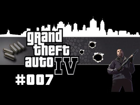 Let's Play GTA 4 #7 [Deutsch] [100%] - Concrete Jungle - Uncle Vlad
