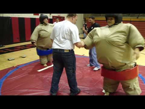 post prom sumo: alejandra vs.miranda