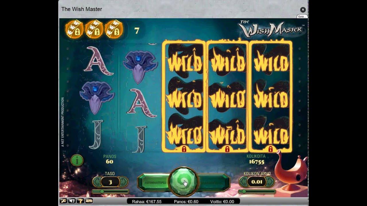 The Wishmaster Slot