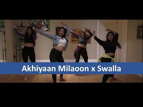 Akhiyaan Milaoon x Swalla Dance | Dr. Srimix & Jai Matt | Afsana Dance Group