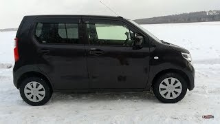 Отзыв клиента* Дмитрий, г.Саратов; Автомобиль Suzuki Wagon R!