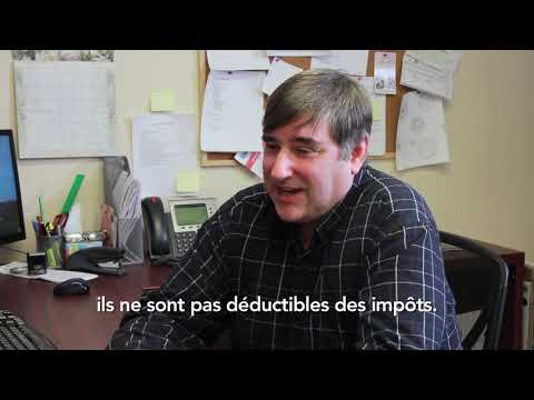 Canadian Income Tax- French Translation