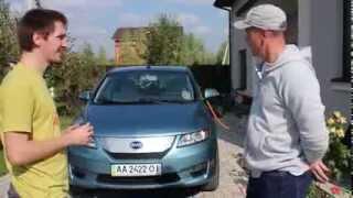 Электромобиль 300 км пробега BYD e6 Полный Обзор Электромобиль BYD e6 купить