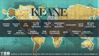 Best of Keane B-SIDES - Official Album Sampler
