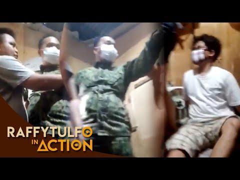 VIRAL VIDEO NG FACE-OFF NG PULIS AT CONSTRUCTION WORKER!