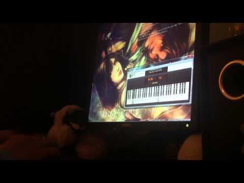 pvm piano virtuel midi
