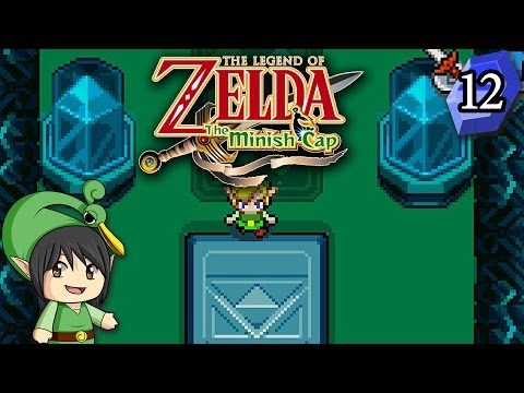 "The Legend of Zelda: The Minish Cap - Part 12: ""Infused"""