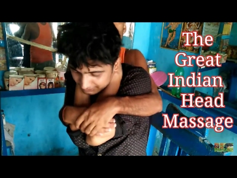 The Great Indian Head & Body Massage (cracks) | Episode 7 | ASMR