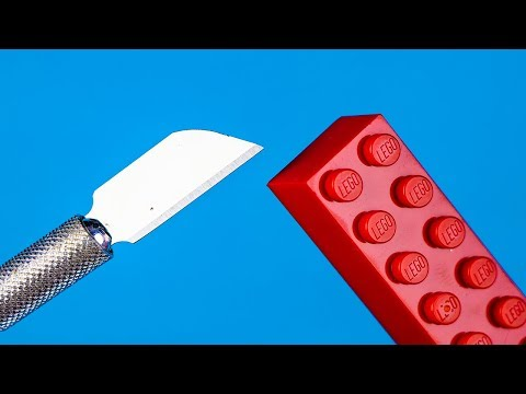 5 Life Hacks You Can Build With Lego | DIY
