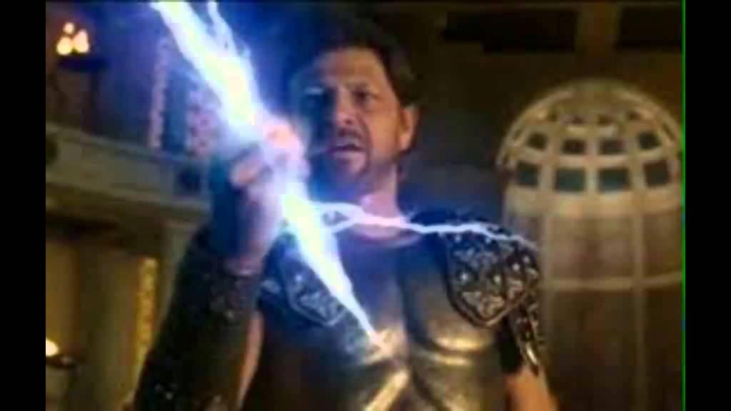 Zeus Lightning Bolt Sound Fx From The Lightning Thief Youtube