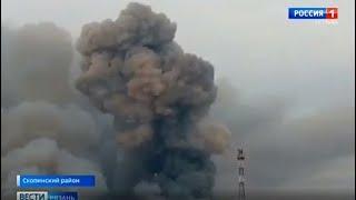 Тульские спасатели срочно командированы в Рязанскую область