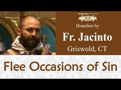 Christ Tempted - Feb 21 - Homily - Fr Jacinto