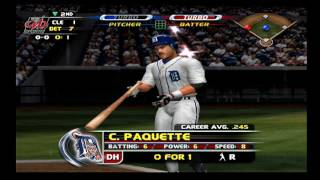 MLB Slugfest 2003 - Season Mode (Game 2)
