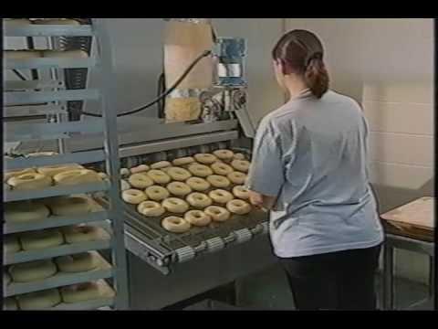 Correct Design Bakery Equipment - Mini-Bagel Line