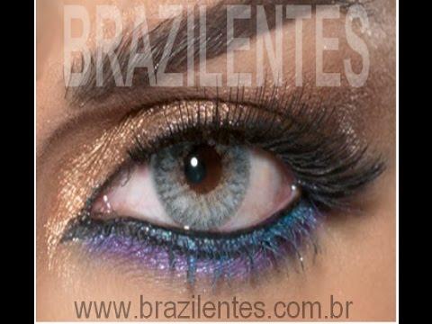 Lentes de contato Lunare comprar Light Blue azul claro preço BRAZILENTES fd790ba338