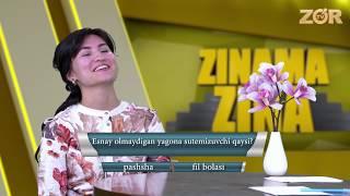 Zinama-zina 19-soni (21.05.2018)