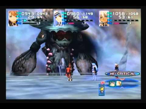 Xenosaga I Final Bosses and Ending