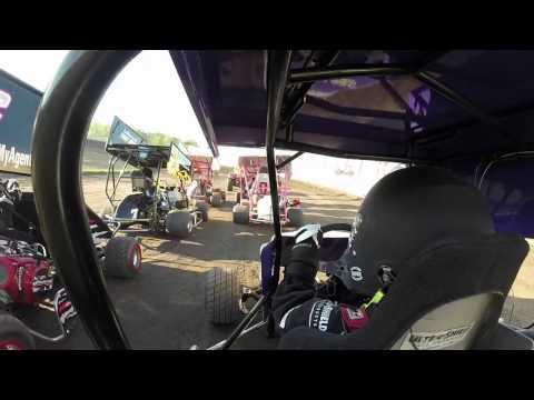 Heat Race #1 @ English Creek Speedway 6/13/14