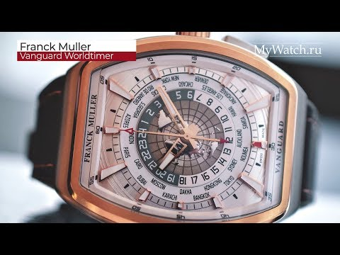 Franck Muller 2018 New Collection Review - Part 1