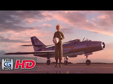"CGI 3D Animated Short: ""Aviatrice""  - by The Aviatrice Team"