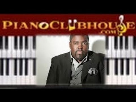 🎹   SPIRIT BREAKOUT - William McDowell (easy gospel piano lesson tutorial)