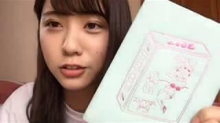 20171231清水 麻璃亜(AKB48 チーム8)SHOWROOM 大晦日の2017年振り返...