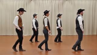 CADILLAC AND CAVIAR Line Dance - danse et compte