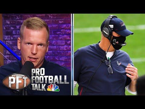 Did Bill O'Brien's moves as Texans GM cost him job as coach? | Pro Football Talk | NBC Sports