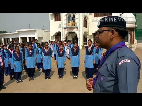 Bharat Scouts and Guides Prayer & Jhanda Geet