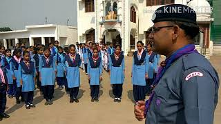 Bharat Scouts And Guides Prayer Jhanda Geet Youtube