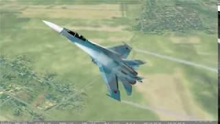 Flanker 2 5 Aerobatics
