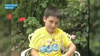 Universidad de México acepta niño de 12 años para estudiar biofísica