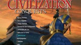 Civilization III Music - Conquests Menu Theme