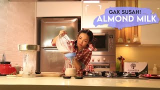 Download Video Cara Mudah Membuat Almond Milk MP3 3GP MP4