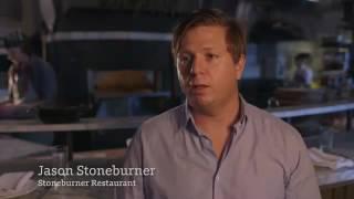Wood Stone Testimonial | A Rocket Ship Stoneburner