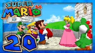 Super Mario 64 DS - Part 20 | Bowser in the Sky!