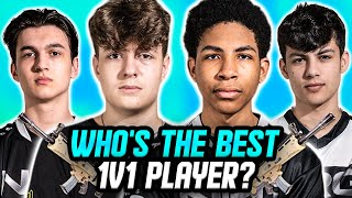 Who Is the Best 1v1 Player in the NRG Fortnite House? | Clix, Ronaldo, Edgeyy, Unknown