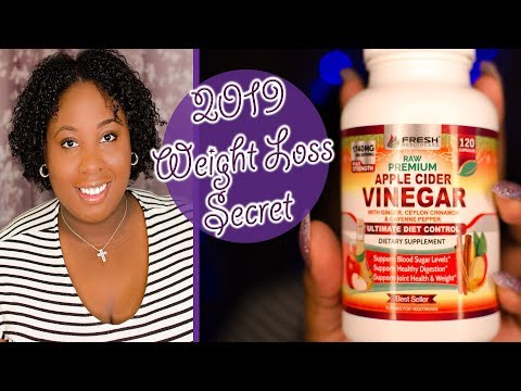 apple-cider-vinegar-supplement-for-2019-weight-loss
