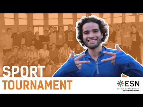 Torneo sportivo ESN Politecnico Milano