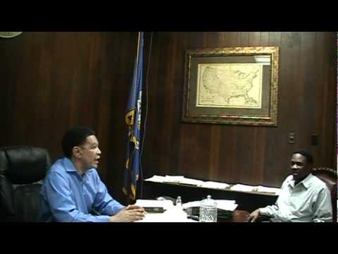 The Fount Interviews Leslie Thompson, Mayor Of Jonesboro LA Pt 2 Of 2